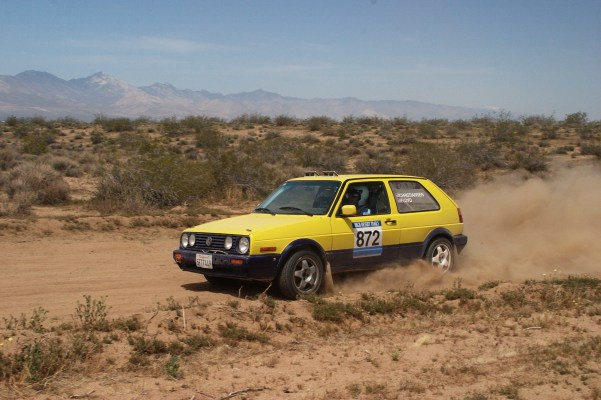 High Desert Trails: The OG Rally Explodes!