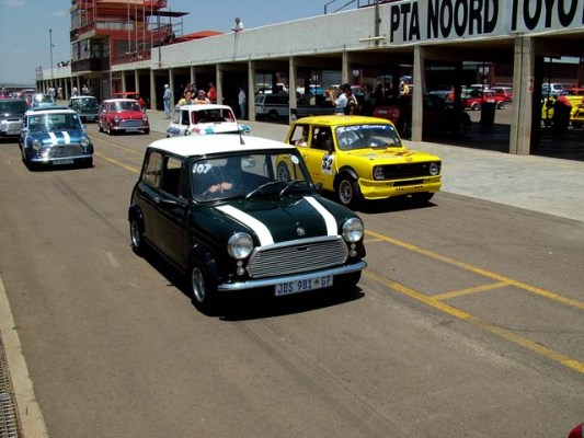South African Mini: Werner's Story