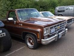 Chevrolet pickup Cruise In Meeting Kerkrade