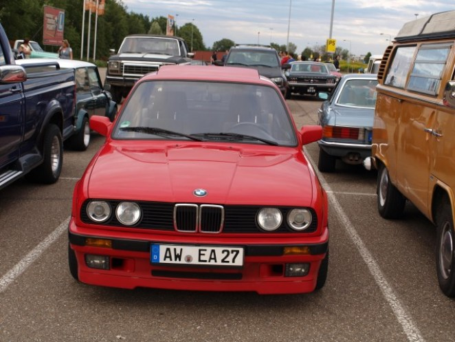 BMW 3 series Cruise In Meeting Netherlands