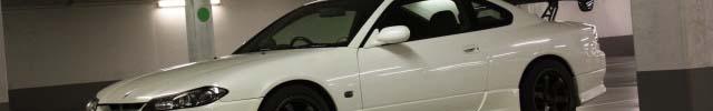 Lars' Nissan Silvia S15
