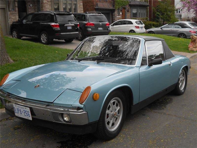 EPIC FATHERS DAY PORSCHE 914 STORY