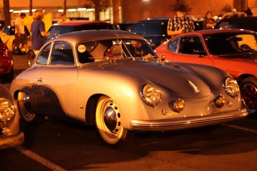Vintage Porsche at Pavilions | image: Dru Bloomfield, Flickr CC