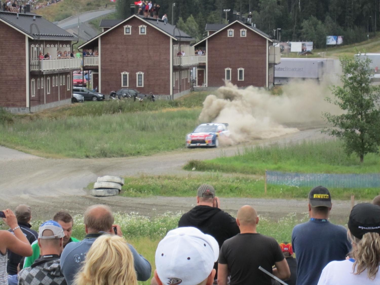 Sébastien Ogier, Rally Finland 2010