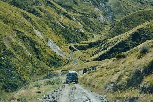 A kiwi 4WD Tiki Tour to Nokomai Station | image: Shellie, Flickr CC