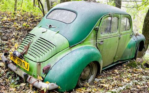 THE 4 TYPES OF PEOPLE WHO LET THEIR CARS ROT