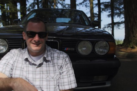 Joel Feder Gives a Shift: BMW M5 Part 3