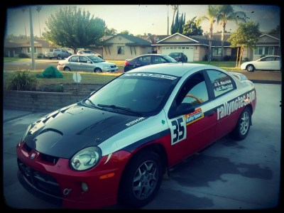 This is My Rally Car