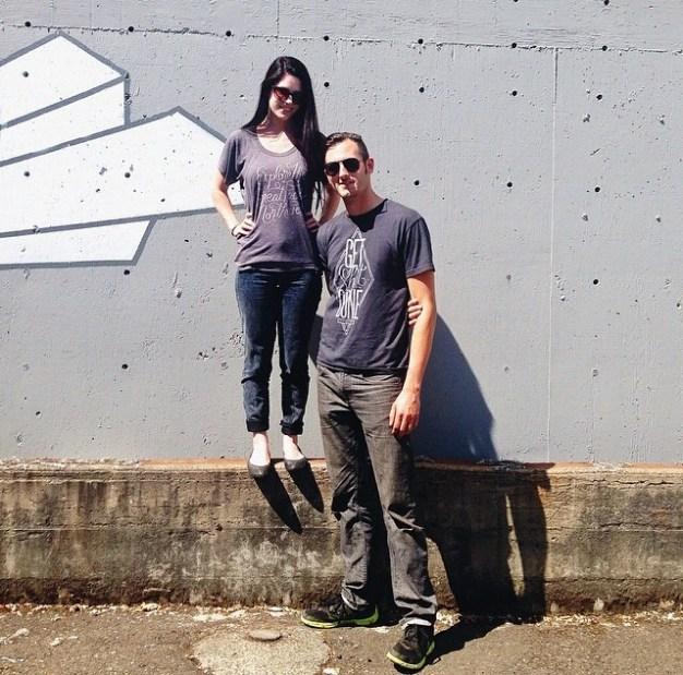 Josh & Kim in Portland
