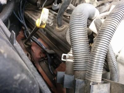 1998 Chevy Suburban engine