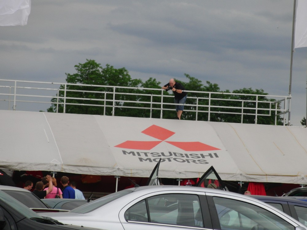 Mitsubishi is a major partner in Elbetreffen