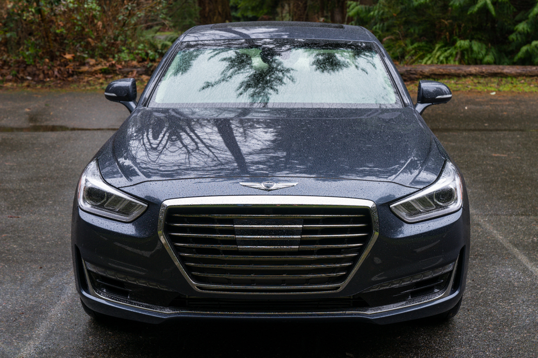 Genesis G90 front view