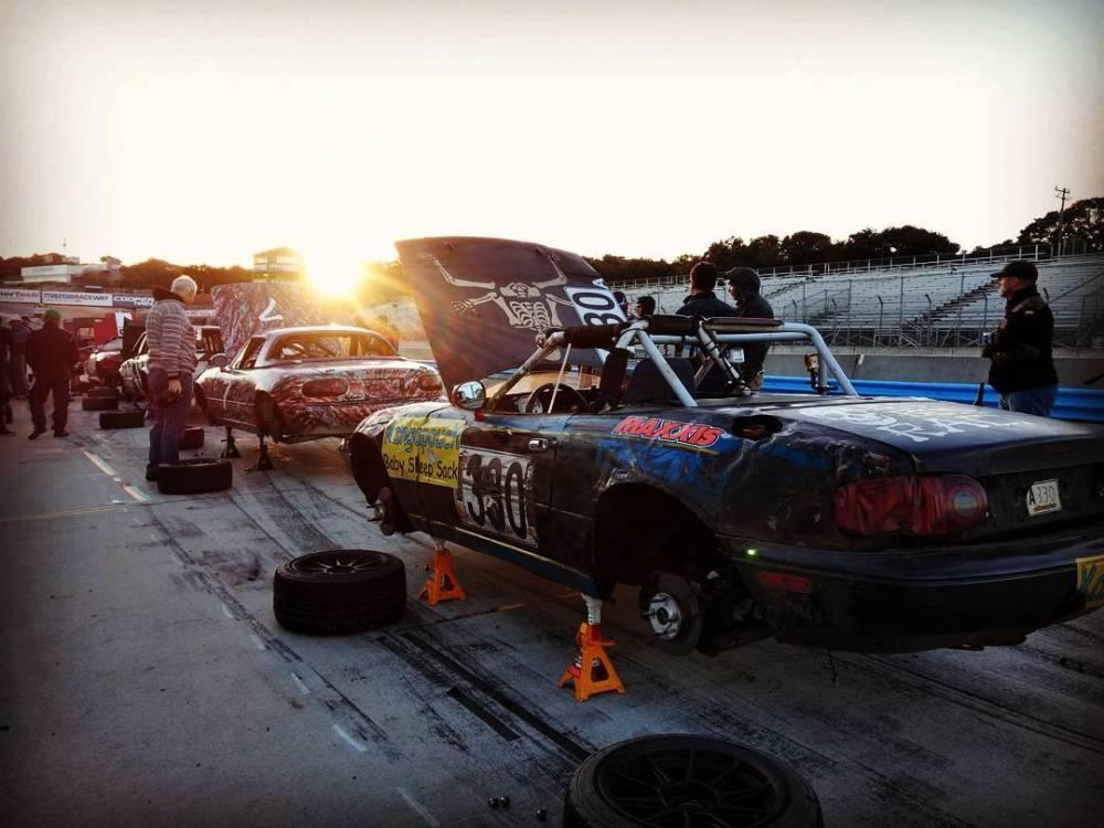 Bare Bones Racing team achieve glory with Half Pint