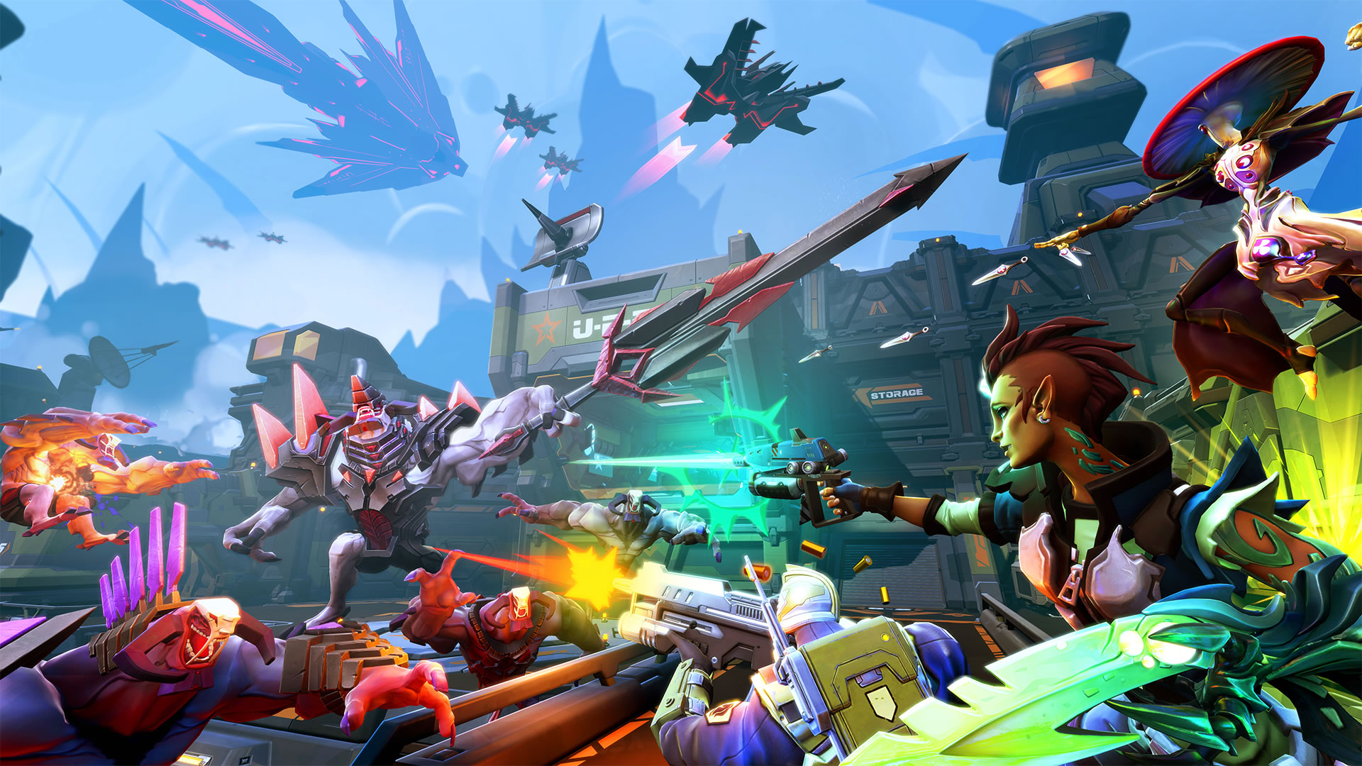 Image result for BATTLEBORN