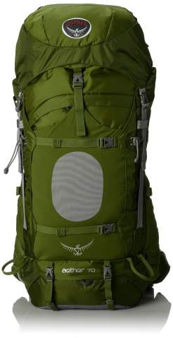 Osprey Aether 70 Backpacking Backpack Review