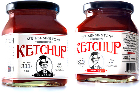 Image result for sir kensington's ketchup