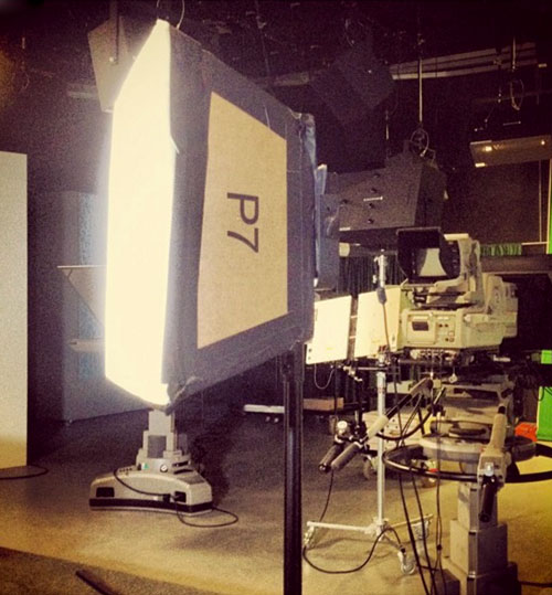 Corporate Video Production Led Lighting Softbox