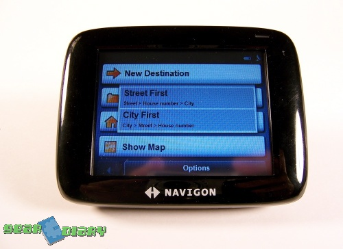 Lost No More The Navigon  Gps Review Lost No More The