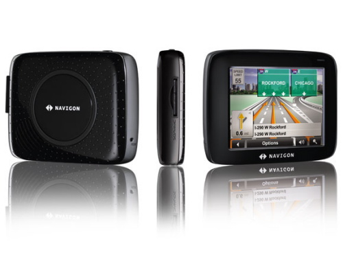 LOST: no more - The Navigon 2100 GPS REVIEW