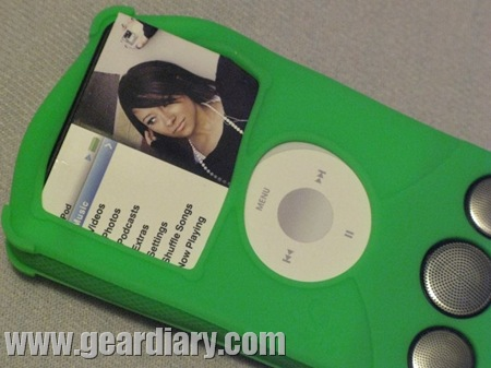 The ifrogz Audiowrapz for 3G iPod nano Review