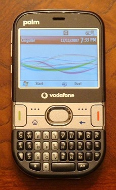 A Look at the Vodafone Palm Treo 500v