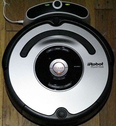 Setting Up and Using the Roomba 560