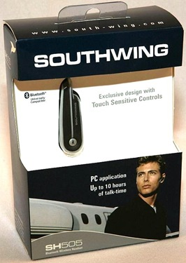 The Southwing SH505 Bluetooth Headset Review