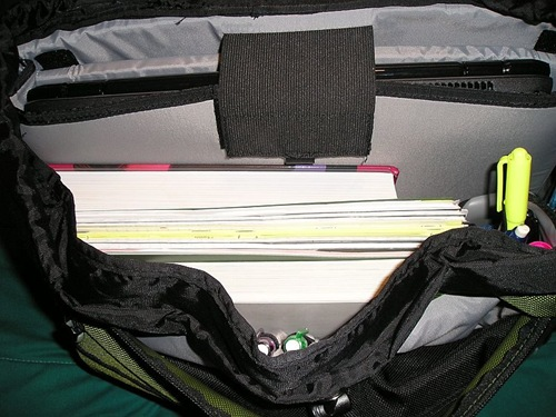 The Spire 17″ Mojo Laptop Bag & Atom Accessory Bag Review