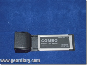 Review: Apiotek Combo Express Card Adaptor