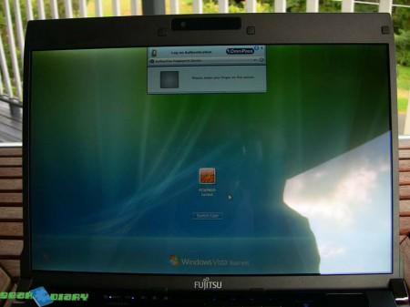 Fujitsu P8010 Review