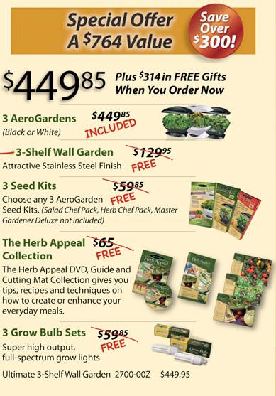 AeroGarden Pro 100 - Indoor Gardening Made Simple - Review  AeroGarden Pro 100 - Indoor Gardening Made Simple - Review  AeroGarden Pro 100 - Indoor Gardening Made Simple - Review  AeroGarden Pro 100 - Indoor Gardening Made Simple - Review