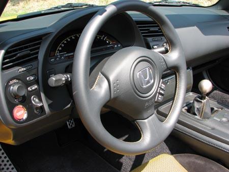 Honda CR  - Go-Kart on steroids