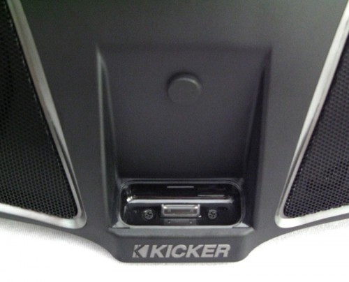 The KICKER iKICK iK500 Stereo System Review