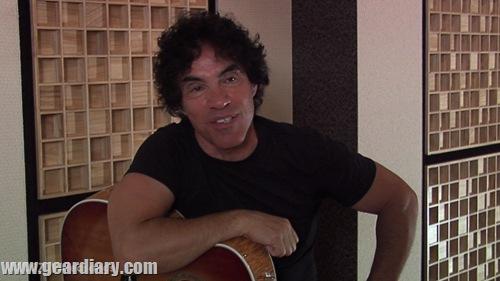 John Oates on ivideo songs