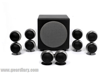 Review: Orb Mod 2 Speaker System -- Getting A Big Sound From A Small Speaker System