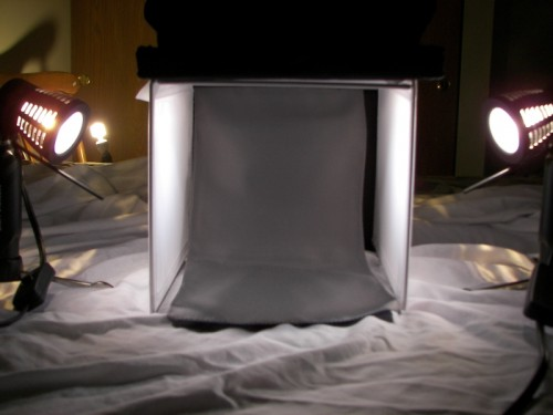 Review: Digital Concepts Portable Lighting Studio