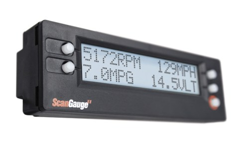 The Linear-Logic ScanGauge II Review