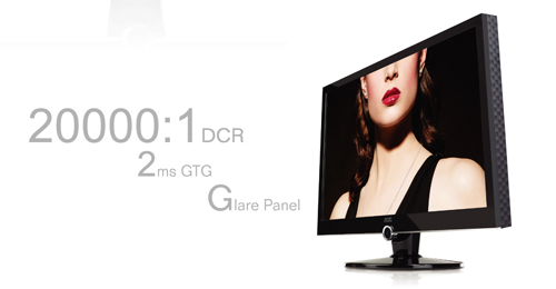 "AOC Rivio 2230Fm 22"" LCD Review  AOC Rivio 2230Fm 22"" LCD Review"