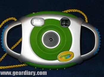 Crayola Camera from Sakar