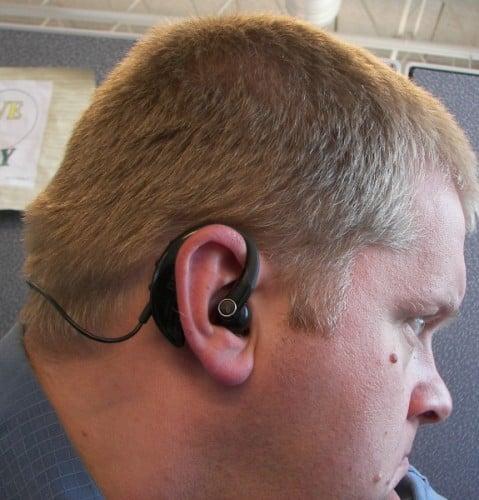 Jaybird JB-200 Bluetooth Headphones and Adapters