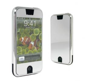 The Echo Mirrored Screen Protector from Proporta-Paris Hilton's Must-Have iPhone Accessory