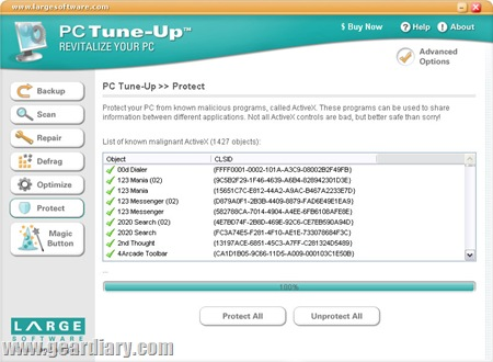 GearDiary Review: PC Tune UP – Turn That Tortoise Back Into A Hare In Four Easy Steps.