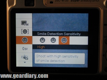 Review: Sony Cybershot DSC-W120. A Million Smiling Faces Can't Be Wrong