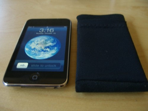 Waterfield iPod Suede Jacket Review