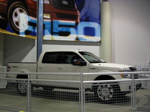 The Ford Rouge Factory Tour: Featuring the 2009 F-150  The Ford Rouge Factory Tour: Featuring the 2009 F-150  The Ford Rouge Factory Tour: Featuring the 2009 F-150