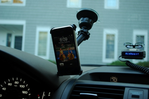 Griffin WindowSeat for iPhone & Touch Review