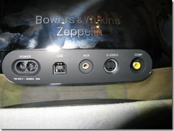 Review: The Bowers & Wilkins Zeppelin Speaker  Review: The Bowers & Wilkins Zeppelin Speaker  Review: The Bowers & Wilkins Zeppelin Speaker  Review: The Bowers & Wilkins Zeppelin Speaker  Review: The Bowers & Wilkins Zeppelin Speaker