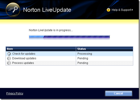 Review: Norton Internet Security 2009