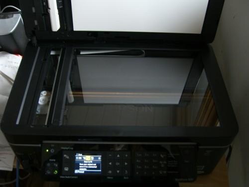 Review - Epson WorkForce 600 Multi-Function Printer  Review - Epson WorkForce 600 Multi-Function Printer