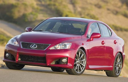 Lexus IS F fast, fun, Fierce!  Lexus IS F fast, fun, Fierce!